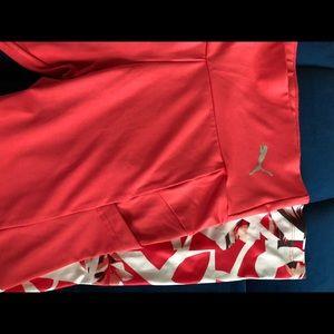 NTW pattern puma leggings